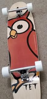 Alvin Owl Longboard