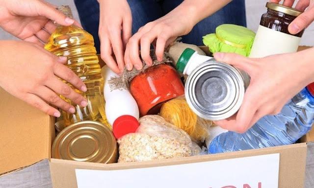 Συλλογή τροφίμων για τα Γηροκομεία Ναυπλίου και Άργους