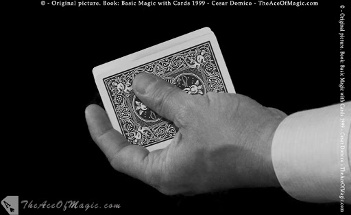 Magic Card Tricks Techniques