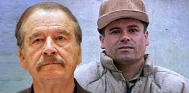 Vicente Fox liberó al Chapo Guzmán vestido de Policía del Penal de Puente Grande; El Chapo nunca se escapó : JBA