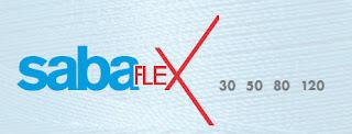 sabaflex is de industrieversie van seraflex, alleen te bestellen door bedrijven