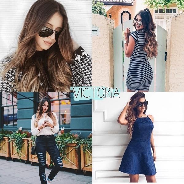 Para seguir no instagram: meninas estilosas