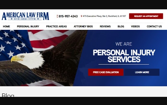 AMerican LAw firm Detail