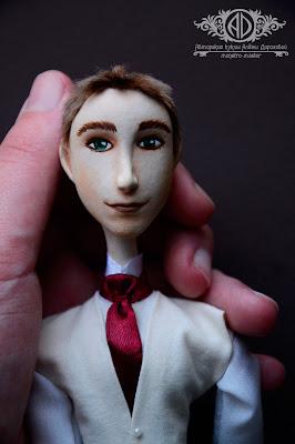 ADdoll_Anna_Max_5. Анна и Макс. Портретные куклы-болтушки.