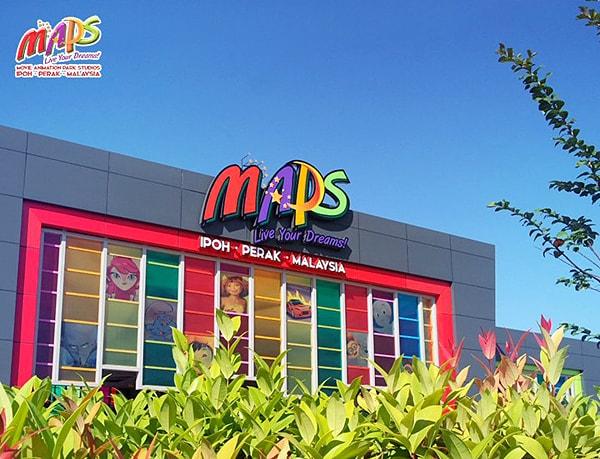 Opening of MAPS Perak