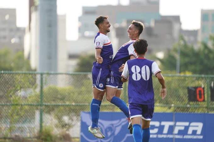 Taiwan's second division up and running