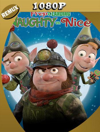 Lanny y Wayne: Los elfos navideños: Traviesos vs Buenos (2011) 1080p Remux Latino [GoogleDrive] [tomyly]