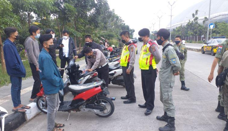Stadion GBLA Jadi Ajang Balap Liar, Polisi Diharapkan Bertindak Tegas