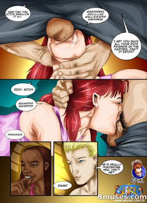 MORAL OF THE STORY ADULT XXX COMIC [PRAKY]