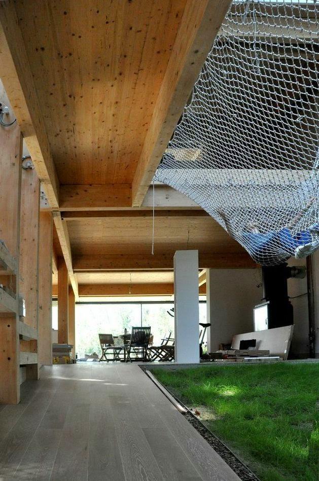 Rumah Yang Dirancang Untuk Hunian Hemat Energi