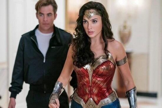 Wonder Woman 1984 Movie Images 3