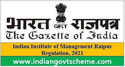 Indian Institute of Management Raipur
