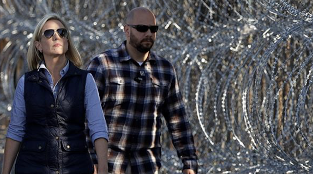 DHS Secretary Relocates Hundreds of Border Agents to Deal With Ongoing Illegal Immigration Crisis