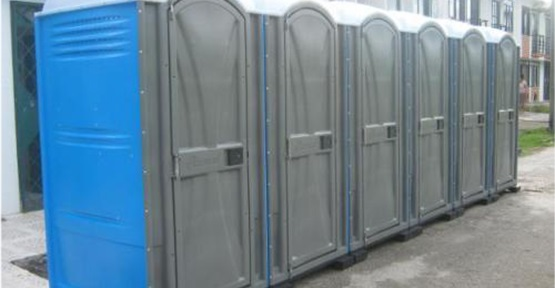 alquiler wc portátiles Madrid
