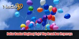 Daftar Bandar Dingdong Togel Wap Resmi Dan Terpercaya