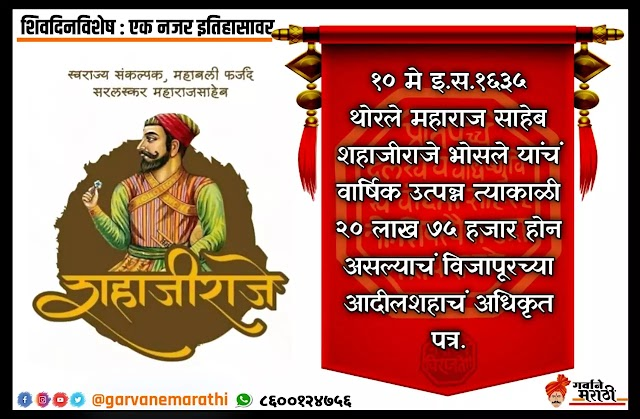 १० मे शिवदिनविशेष !! 10 May ShivDinvishesh
