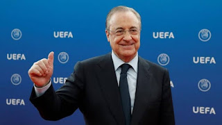 Bartomeu is a friend and Barça a beloved club: Real Madrid president Florentino