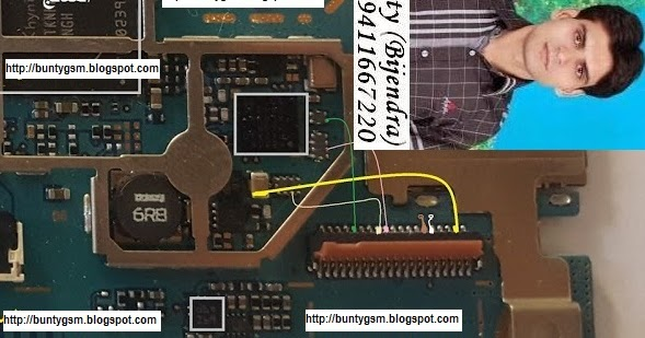 Samsung Galaxy Tab 3 T111 LCD Display Light Problem Solution
