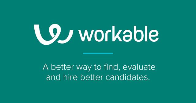 موقع Workable للوظائف