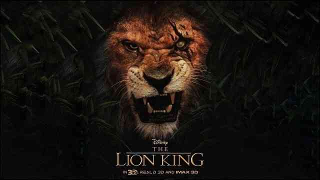 The Lion King 1st Day Collection / The Lion King Domestic Box Office