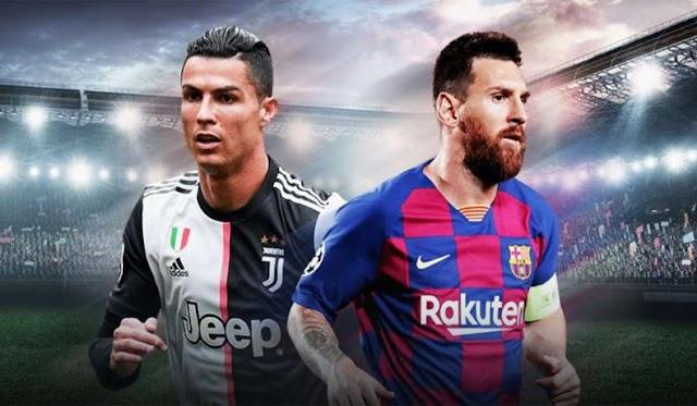 Messi - Ronaldo Samai Rekor Pele