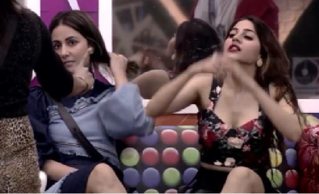 बीबी14ः सिद्धार्थ को इम्प्रेस करने महिला प्रतिभागियों ने किया शानदार डांस, बेहद रोमेंटिक दिखे एक्टर