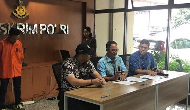 "Bareskrim Polri: Admin Instagram ""Suara Rakyat 23"" Bikin Meme Jokowi PKI"