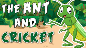 No Work, No Food' (the Cricket And The Ants)