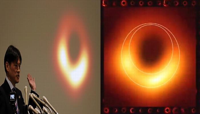 Anuncio histórico en la astrofísica científicos revelan la primera foto real de un agujero negro