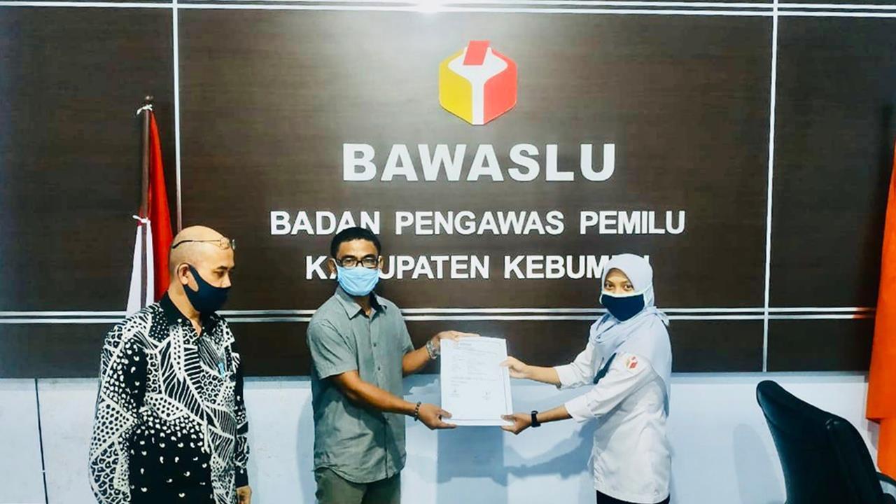 Akhirnya Pencopotan Baliho Koko Dilaporkan ke Bawaslu