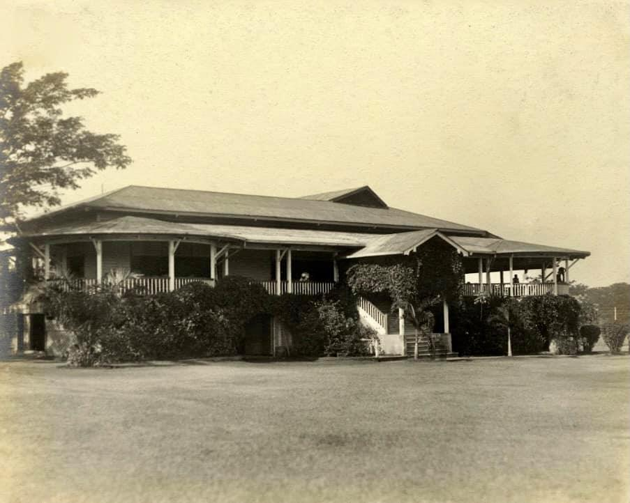 Golf was brought by the British men of the Manila Railroad Company. The Manila Golf Club near the rail yard became their favorite recreational facility. It's now UE Caloocan