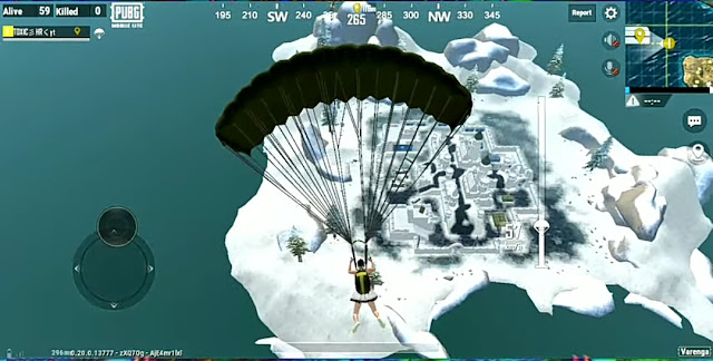 PUBG Lite 0.20.0 Update all new features, WP increased to Lv. 40