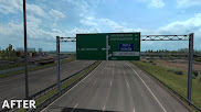 ets 2 realistic signs screenshots 12