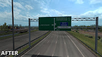 ets 2 realistic signs v1.1 screenshots 12