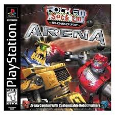 LINK DOWNLOAD Rock Em Sock Em Robots Arena ps1 FOR PC CLUBBIT
