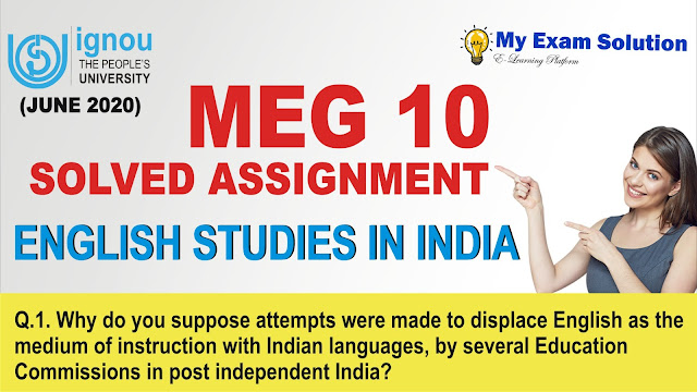 meg 10, meg ignou assignment