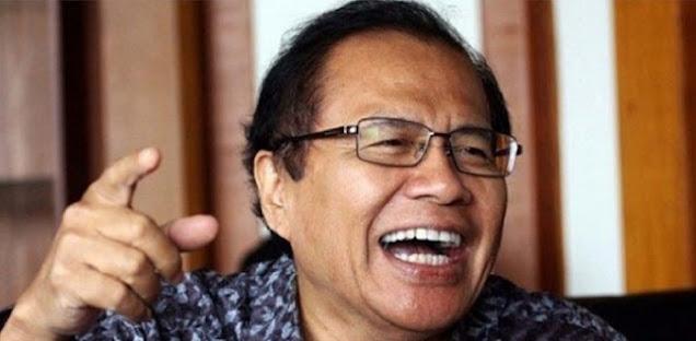 Gatot Nurmantyo Puji UU Ciptaker, Rizal Ramli: Lha Kok Sudah Jadi Jubir?