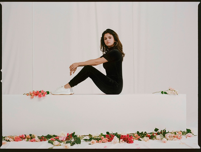 Selena Gomez stars in SG x PUMA Strong Girl campaign