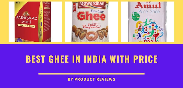 Best Ghee in India with price