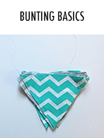 Get to know bunting banner