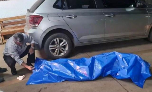 Foragido da Justiça morre e dois são baleados em tiroteio na fronteira
