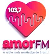 Rádio Amor FM 103,7 da cidade de Anápolis em Goiás online
