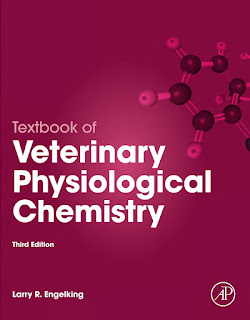 Textbook of Veterinary Physiological Chemistry 3rd Edition