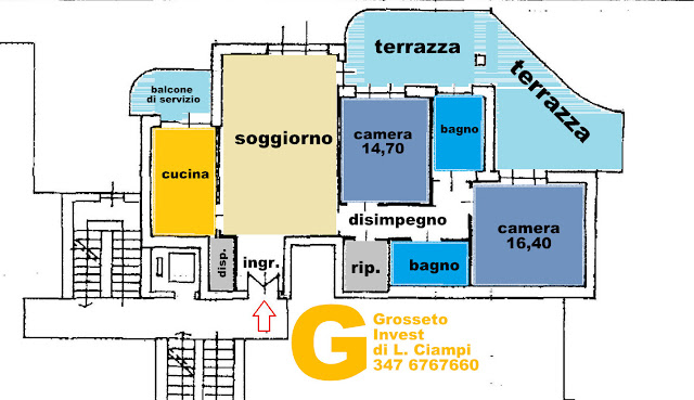 Planimetri-appartamento-piano-attico-verde-maremma