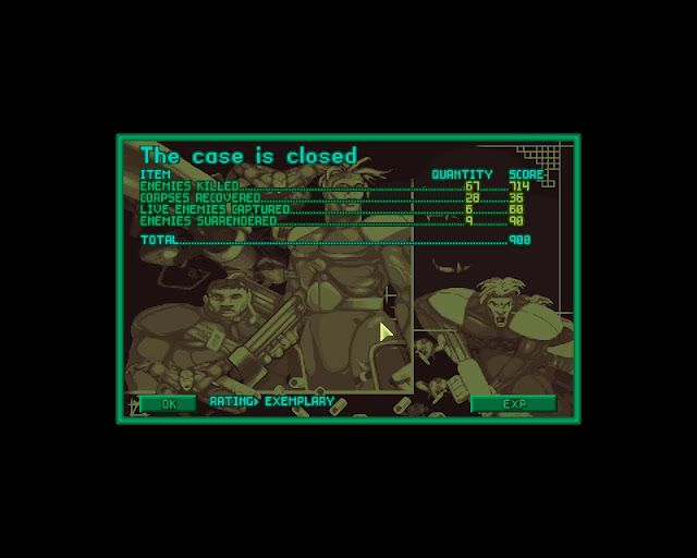 Open X-Com: X-Files 80 enemies on mission