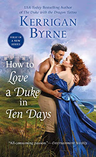 How to Love a Duke in Ten Days by Kerrigan Byrne cover