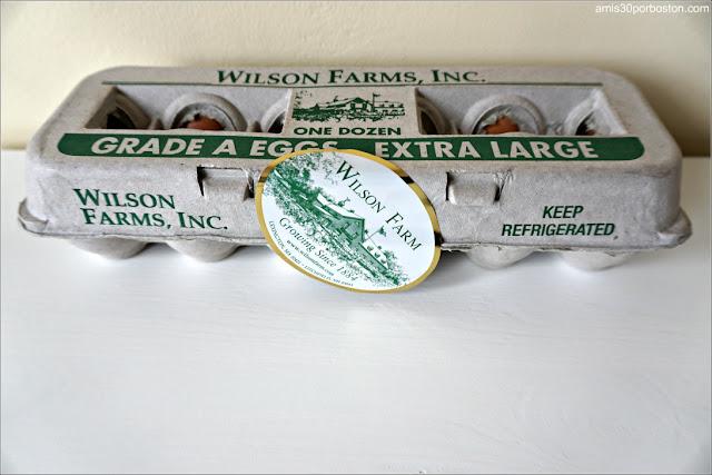 Huevos de Wilson Farm, Lexington