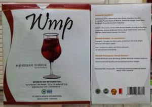 Ciri-Ciri Kemasan Baru WMP Slim Juice PT.HWI Jogja
