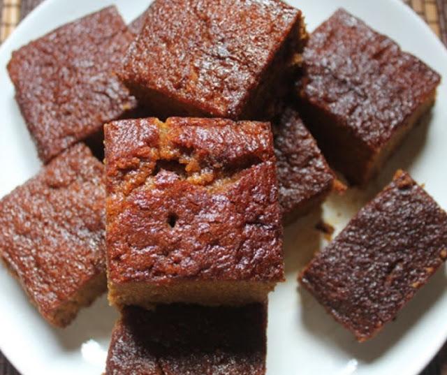 Super Soft Ginger Cake