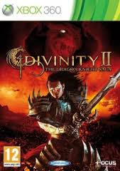 Divinity 2: The Dragon Knight Saga (XBOX 360) 2010